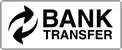We Accept Bank Transfers